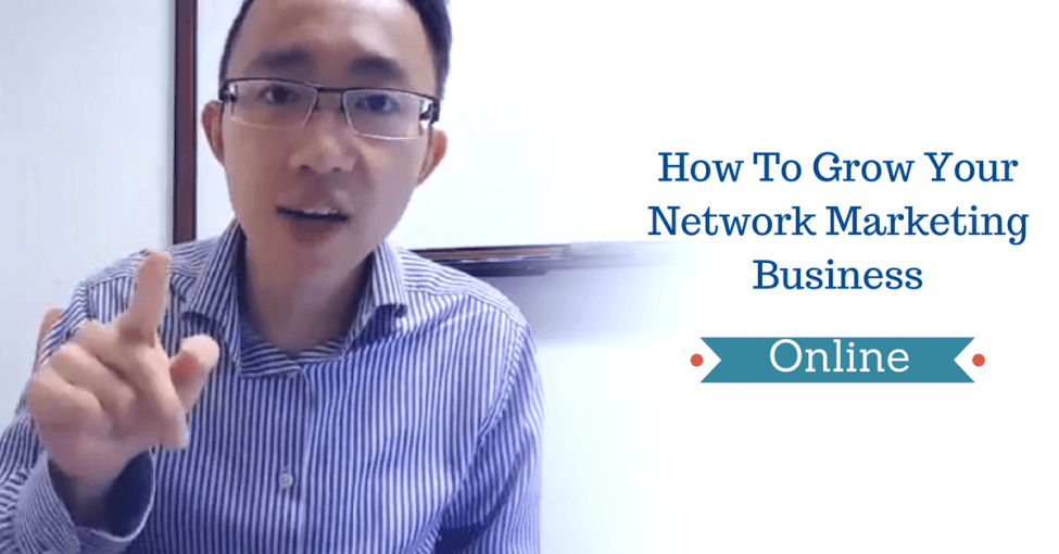 how to grow your network marketing business online