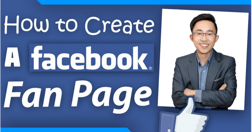 How to create facebook fan page