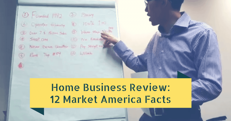 12 Market America Facts